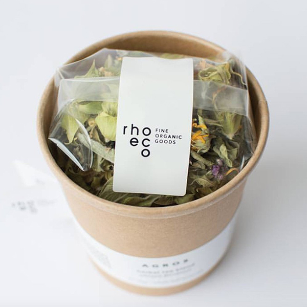 rhoeco herbal tea blends