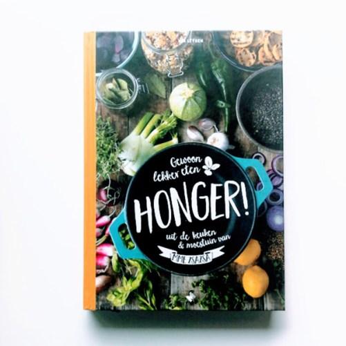 honger mme zsazsa - vegetarisch kookboek