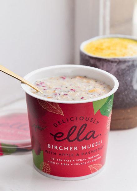 Deliciously Ella Bircher havermout vegan