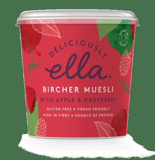 deliciously ella bircher muesli 90gr