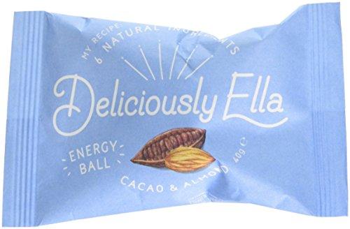 deliciously ella energy ball cacao almond