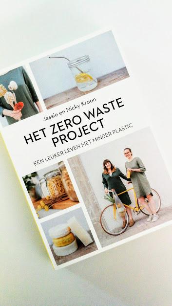 boek het zero waste project Kroon bij tAK
