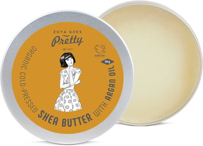zoya goes pretty shea butter with argan oil 90gr