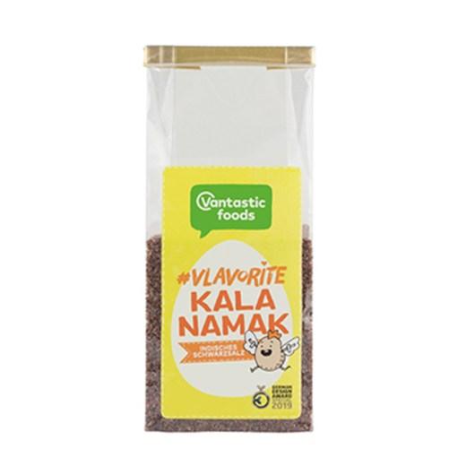 kala namak zwart zout vantastic foods 100gr