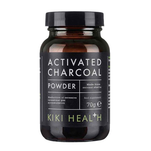 KIKI Health actieve kool organic activated charcoal