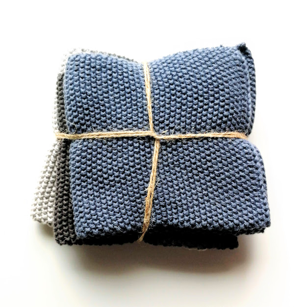gebreide vaatdoeken Södahl Dish Cloth