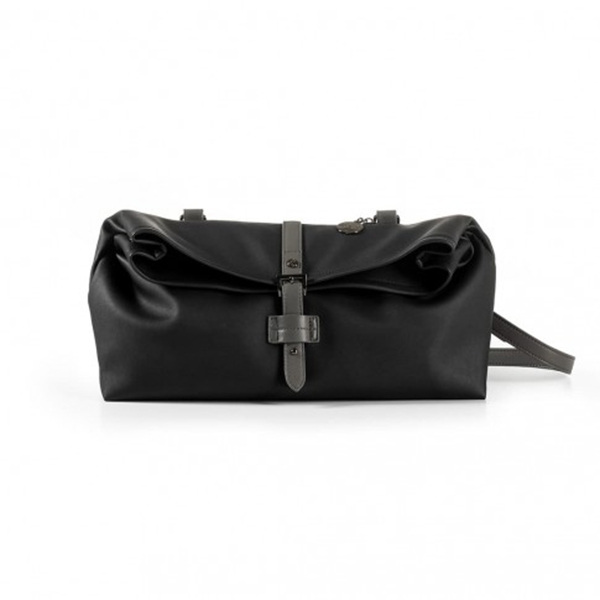 zwarte mini crossbody tas Miomojo Ethicool Mini Crossbody Nero