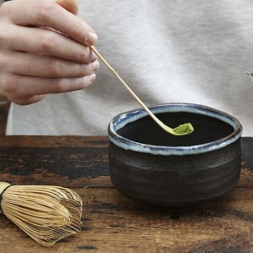 matcha thee kom - paper & tea -matcha bowl