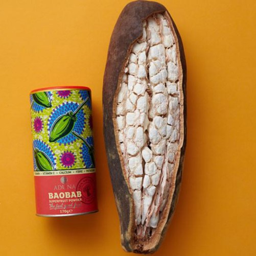 baobab poeder bio Aduna