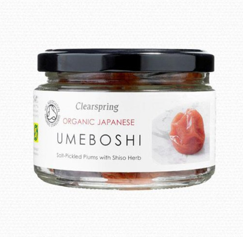Umeboshi pruimen van Clearspring 200gr