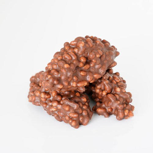pops Loulou's Chocolate Rocks