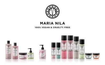 Maria Nila vegan haarverzorging verkrijgbaar bij tAK | a plant-based lifestyle