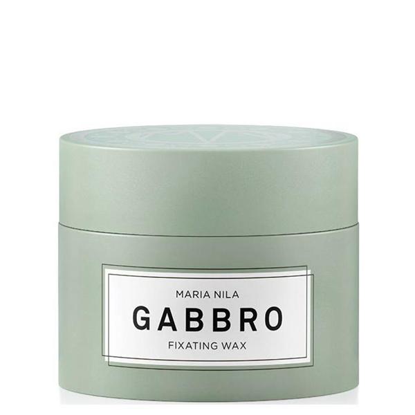 minerals gabbro fixating wax Maria Nila vegan haarwax