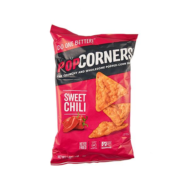 PopCorners Sweet Chili vegan popcorn 85 gr