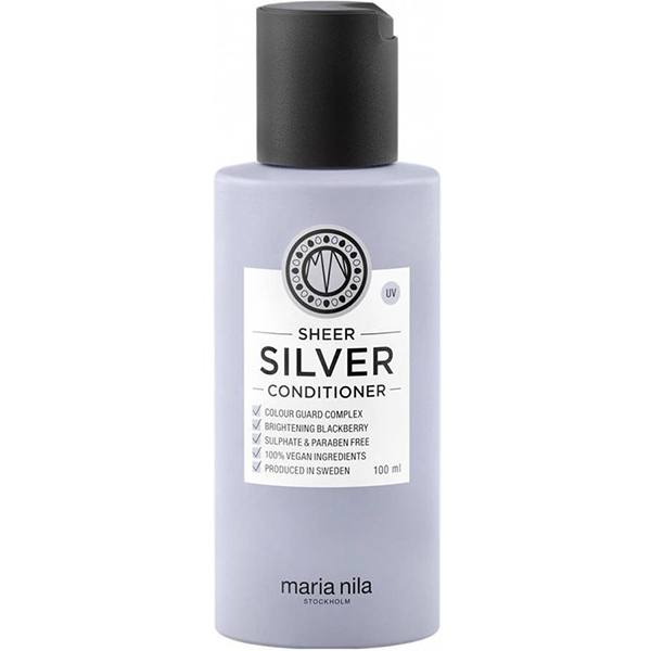 sheer silver conditioner Maria nila vegan 100ml