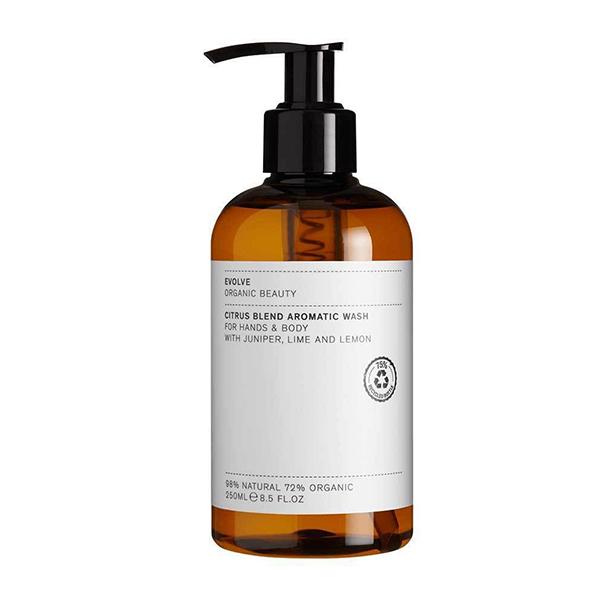vegan douchegel Evolve Blend Citrus Blend aromatic Body Wash 250ml