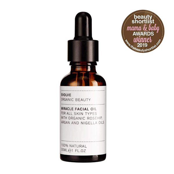 Miracle facial oil Evolve Beauty 30ml