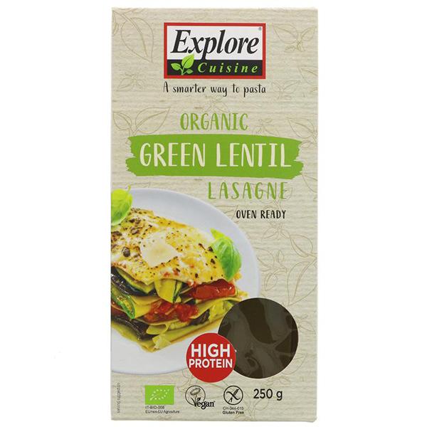 explore cuisine lentil lasagne vegan lasagne vellen 250gr