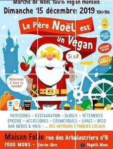 marché de Noël Mons