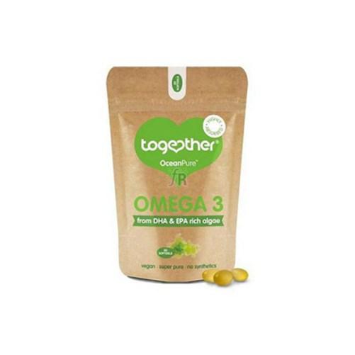 Together Algae Omega 3 vegan voedingssupplement