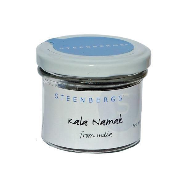 Steenbergs Kala Namak Indiaas zwart zout 100gr