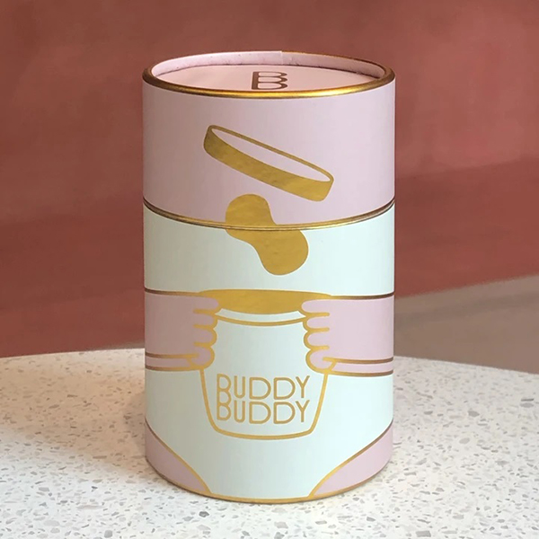 buddy buddy gift canister