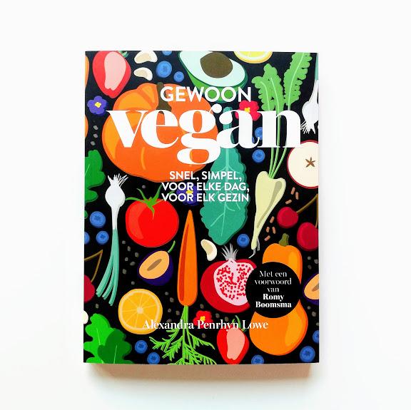 gewoon vegan kookboek Alexandra Penrhyn Lowe