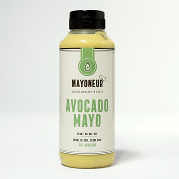 Mayoneur avocado mayo vegan mayonaise 265ml