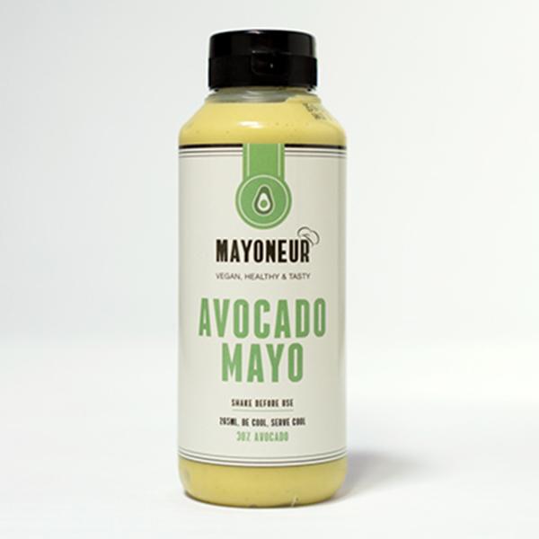 Mayoneur avocado mayo vegan mayonaise 265ml