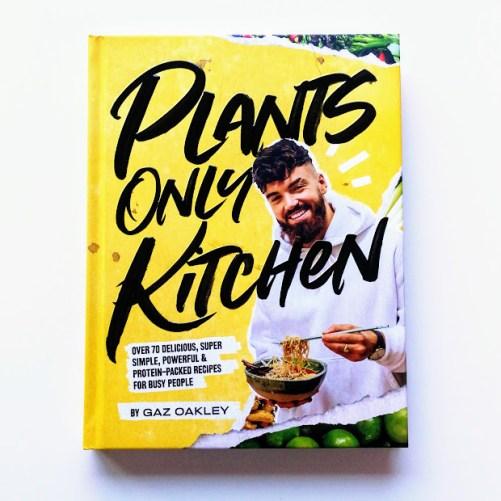 Plants Only Kitchen Gaz Oakley vegan kookboek