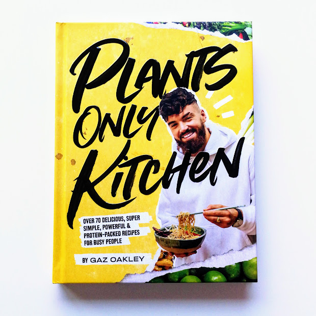 Plants Only Kitchen Gaz Oakley vegan kookboek