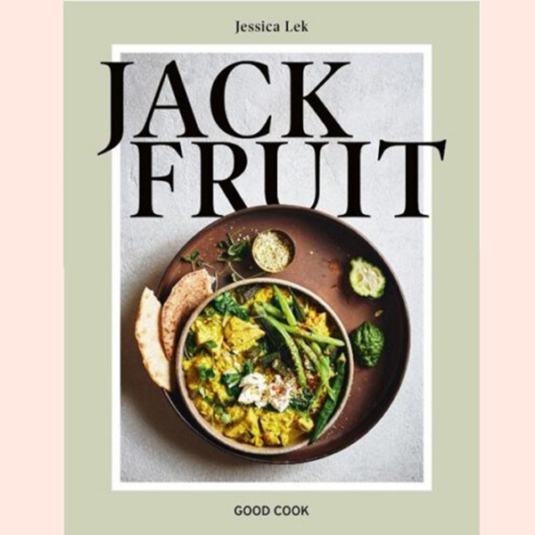 Jackfruit Jessica Lek vegan kookboek