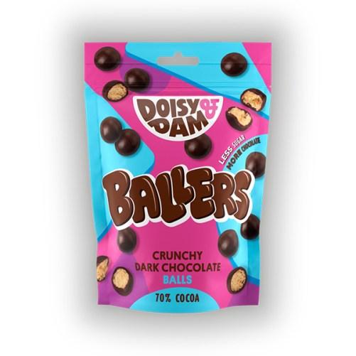 Doisy Dam Ballers vegan maltesers 75gr