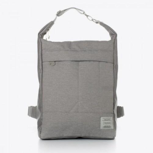 miomojo urban backpack grigio
