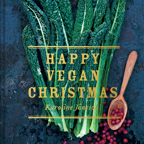 Jonsson happy Vegan Christmas vegan kookboek