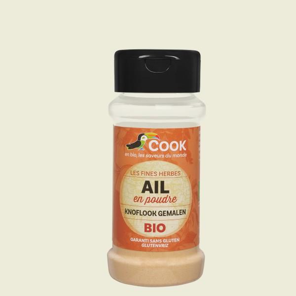 cook knoflook gemalen 45gr