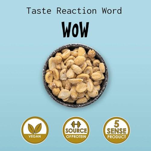 noisy snacks pickled onion noisy nuts vegan