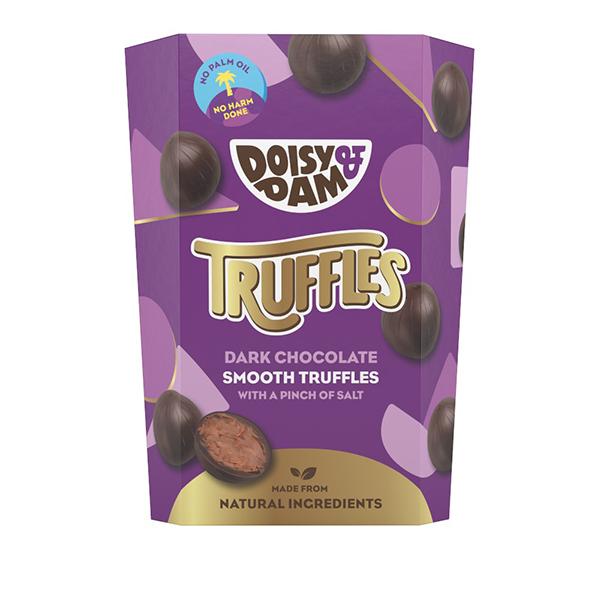 Doisy Dam Truffles vegan chocoladetruffels 144gr