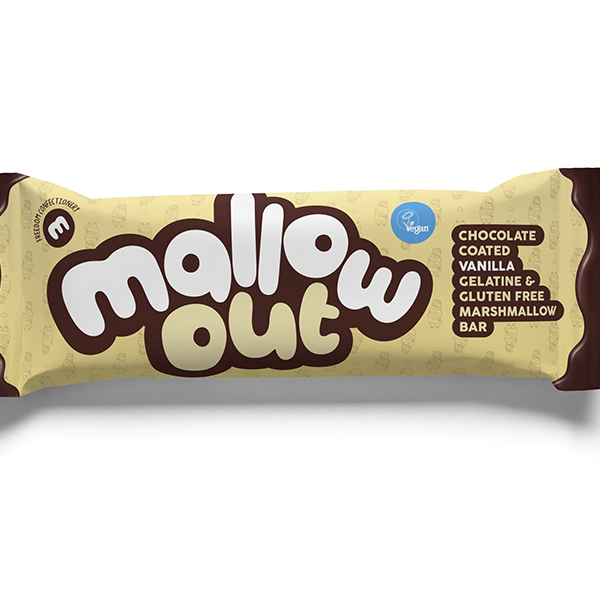 freedom mallows mallowout vanilla 35gr twin bar vegan