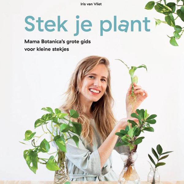 Stek je Plant Mama Botanica boek Nederlandstalig