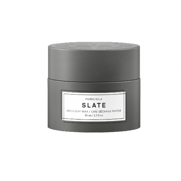 Maria Nila Slate quick-dry wax vegan 50ml