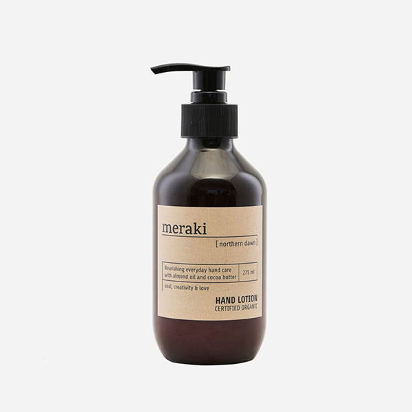 meraki handlotion northern dawn 275ml vegan
