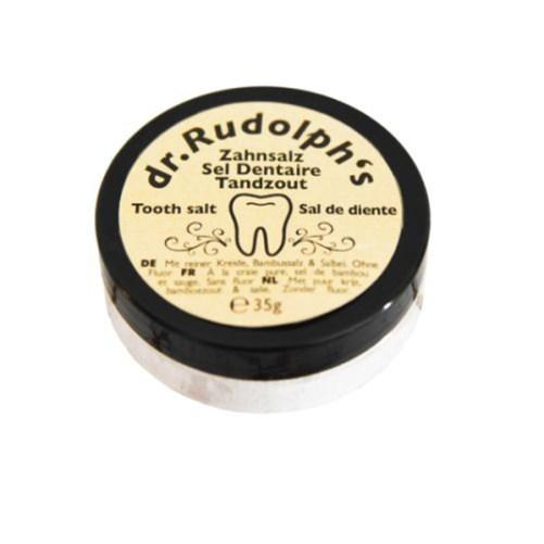 dr rudolph tandzout 35gr vegan zonder fluoride