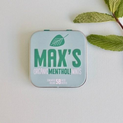Max Menthol Mints