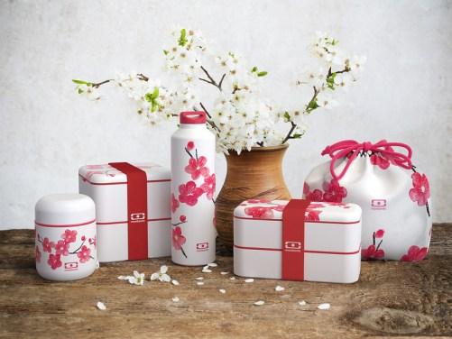 monbento MB original Blossom bento lunch box