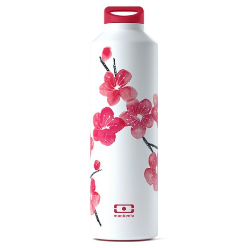 monbento insulated bottle blossom 500ml