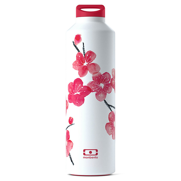 monbento insulated bottle blossom 500ml