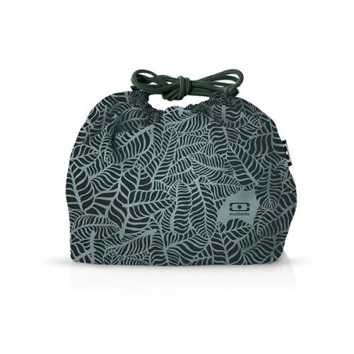 monbento bento bag jungle draagtas