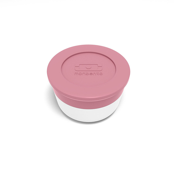 monbento temple pink blush medium sauspotje