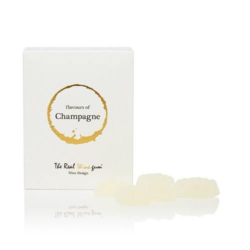 vinoos champagne wine gums vegan